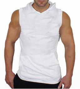 c93f12b591 Regata Capuz - Camisetas Masculino Regatas no Mercado Livre Brasil