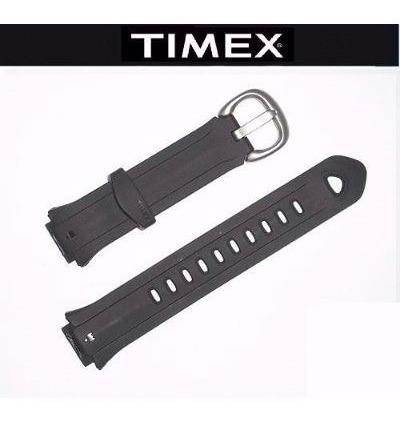 Pulseira Do Relógio Timex Ti5b151 Preta