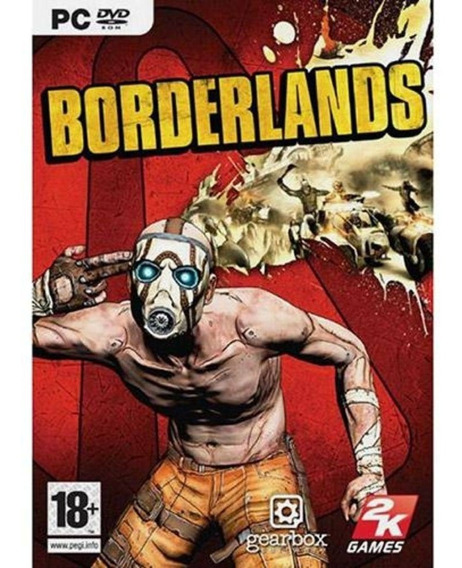 Borderlands Pc Original Lacrado