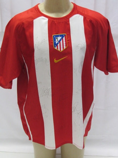 Antiga Camisa De Futebol Atlético De Madrid #10 Kezman -ó-