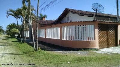Praia Para Venda Em Bertioga, Jardim Indaiá, 3 Dormitórios, 2 Suítes, 4 Vagas - Lit35