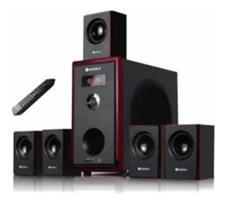 Home Theater Parlante Bluetooth 1000w Garantía Super Potente