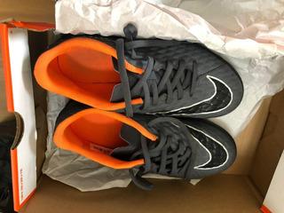 Zapatilla Futbol Nike Hypervenomx Niño Usado