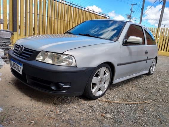 Volkswagen Gol 2000 2.0 3p