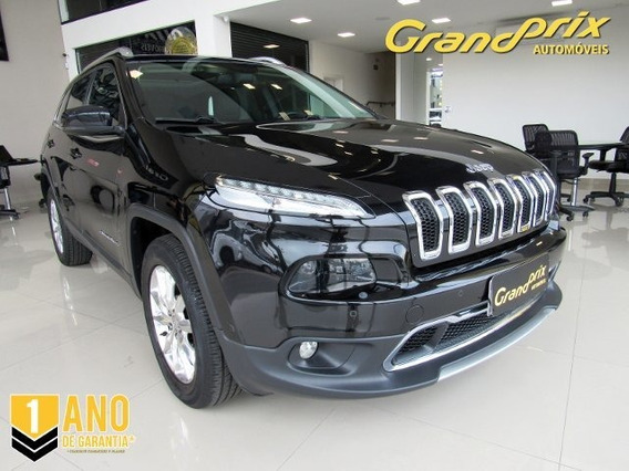 Jeep Cherokee 2014 3.2 Limited 4x4 V6 24v Gasolina 4p Autom