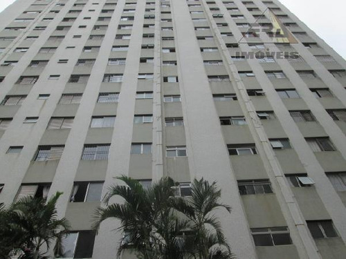 Apartamento Com 4 Dormitórios À Venda E Locação, Jaguaré - São Paulo/sp - Ap0176
