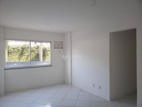 Apartamento Com 2 Quartos, 58 M² Por R$ 229.000 - Santa Bárbara - Niterói/rj - Ap46550