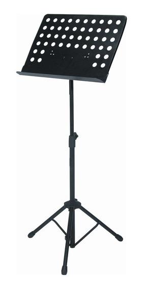 Pedestal Atril P/partituras Deluxe Tipo Orquesta