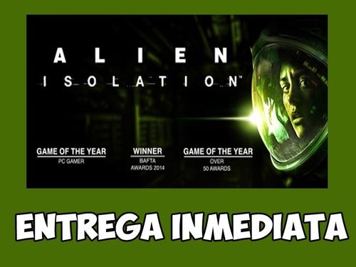Alien: Isolation | Pc 100% Original Steam
