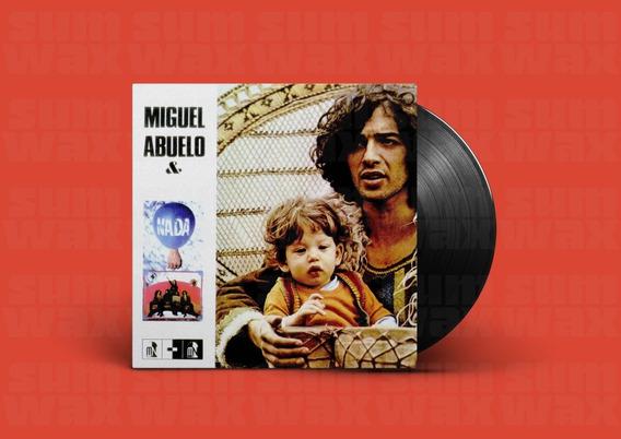 Miguel Abuelo & Nada - Vinilo Lp Nuevo 2019 Europa