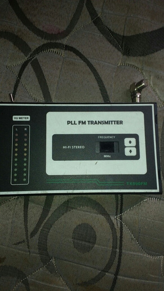 Transmissor De Fm. 1 Wat