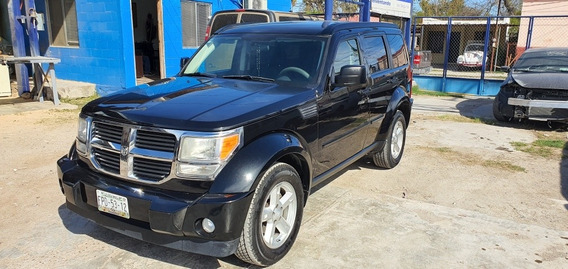 Dodge Nitro Slt Premium 4x2 At 2010