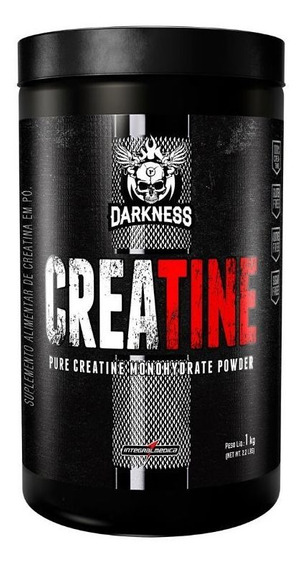 Creatine Pure Darkness 1kg Integralmedica