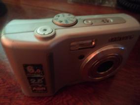 Câmera Digital 6mp Samsung Modelo: S630 - Leia O Anúncio