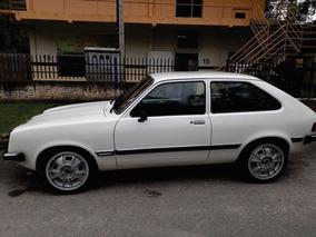 Chevette Hatch Placa Preta