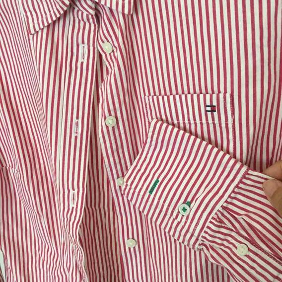 bc0f87ffb949 Camisas De Mujer Tommy Hilfiger - Ropa y Accesorios de Mujer Rojo ...