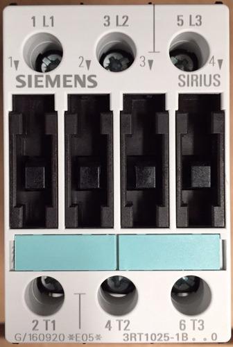Contactor Siemens 3rt10251bb40