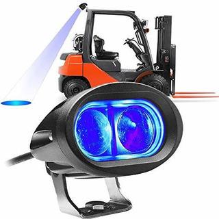 Carretilla Elevadora Led Luz Azul Luz De Seguridad 20w Luz D