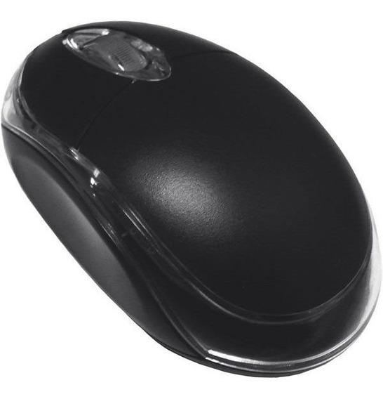 Mouses Optico Usb Espanha 800dpi Preto Bright/maxell