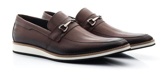 Sapato Oxford Masculino Estilo Inglês Para Usar Sem Meia 524