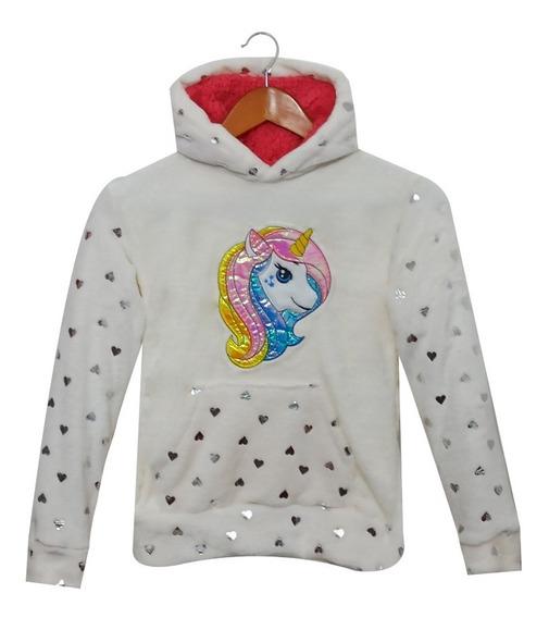 Sueter Para Niña Moda Unicornio