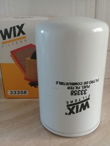 Imagen 1 de 4 de Filtro Wix Diésel 33358 Ford Cargo 1721, Encava