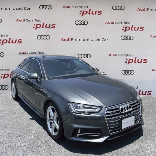 Audi A4 2018 4p S Line L4/2.0/t Aut Quattro