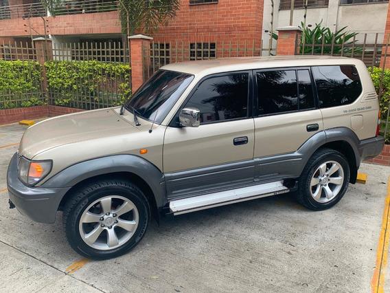 Toyota Prado Land Cruiser Vx 4x4 Automatica
