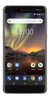 Nokia 6.1 Dual SIM 32 GB Azul/Oro 3 GB RAM
