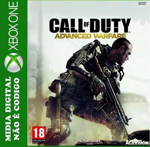 Call Of Duty Advanced Warfare Xbox 360 Digital