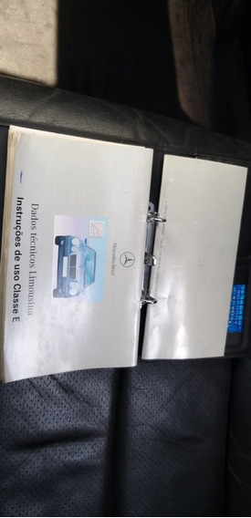 Manual Mercedes E320 1998