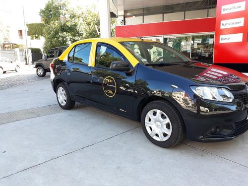 Taxi Renault Logan 2019  4 Meses De Uso!!!!