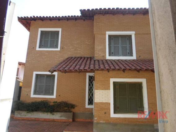 Casa Com 4 Dormitórios À Venda, 570 M² Por R$ 1.500.000,00 - Vila Thais - Atibaia/sp - Ca4973