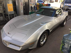 Corvette Stingray Targa 1981 V8 5.7/350, Mustang, Camaro