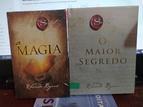 Livro O Maior Segredo E A Magia Rhonda Byrne