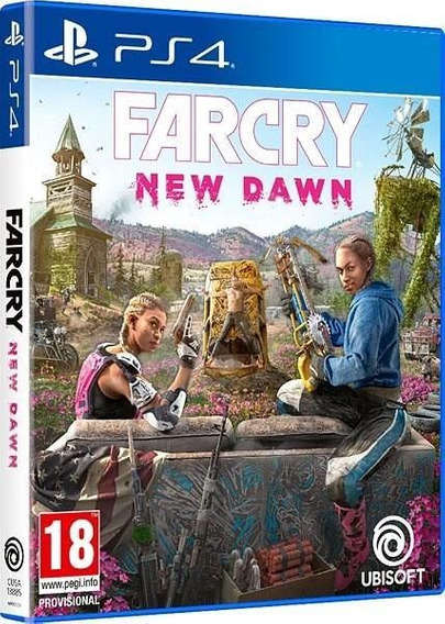 Far Cry New Dawn Ps4 Midia Fisica Pronta EntregaLacrado