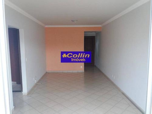 Apartamento De 2 Quartos Para Venda - Centro - Uberaba - Izm5414a-344394