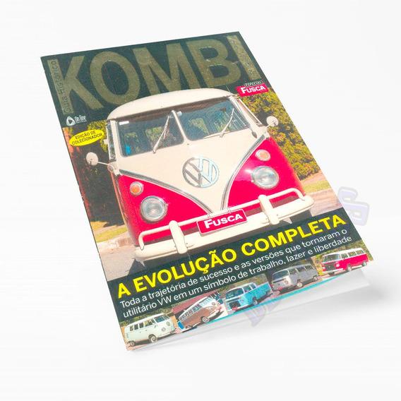 Guia Histórico Kombi Edição Colecionador Especial Fusca