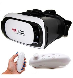 Óculos 3d Para Android E Ios Vrbox 2.0