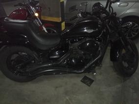Boulevard M800 Linda Black Estudo Proposta Em Moto