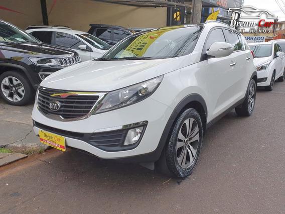 Kia Motors Sportage Ex 2.0 Branco 2014