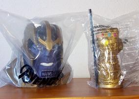 Palomera Avengers Endgame + Vaso Guante!!! Set.