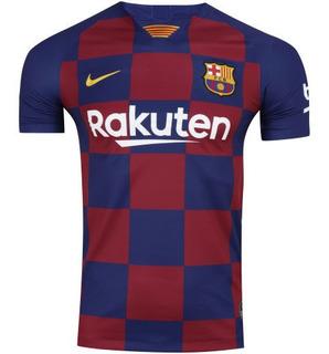 Camisa Barcelona I 19/20 Torcedor Frete Grátis