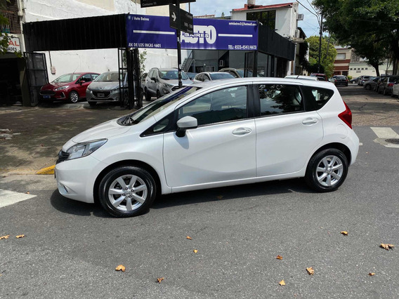 Nissan Note Advance 1.6 2016 Autobaires