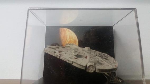 Halcón Milenario Star Wars Colección Planeta Deagostini