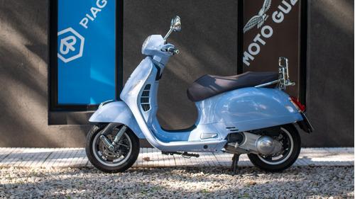 Scooter Vespa Gts 300 Abs - Asr Igual A Nueva