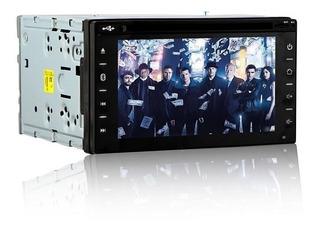 Central Multimidia 2 Din Universal Dvd Gps Tv Digital