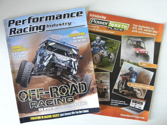 Revista Catalogo Pri Off Road + Encarte Extra Abr/2009