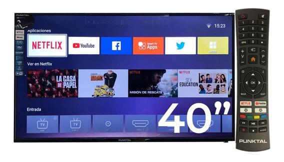 Smart Tv Tele 40