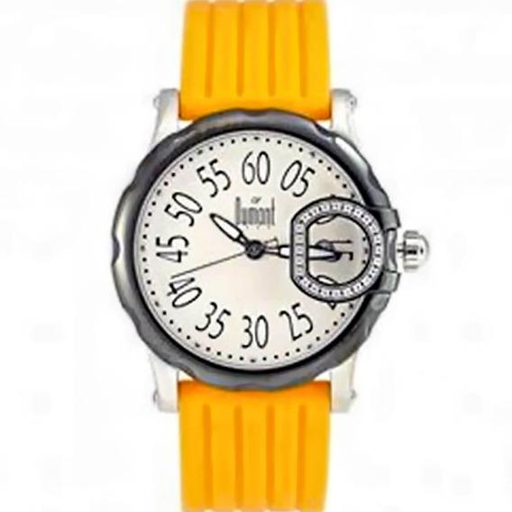 Relógio Feminino Dumont Sn45087p Barato Original